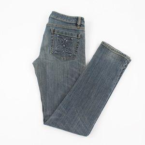 BCBG MaxAzria Medium Wash Jeans Sz 29